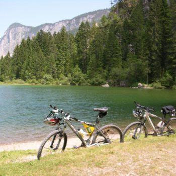 Mountain bike Luna Wellness Hotel Trentino
