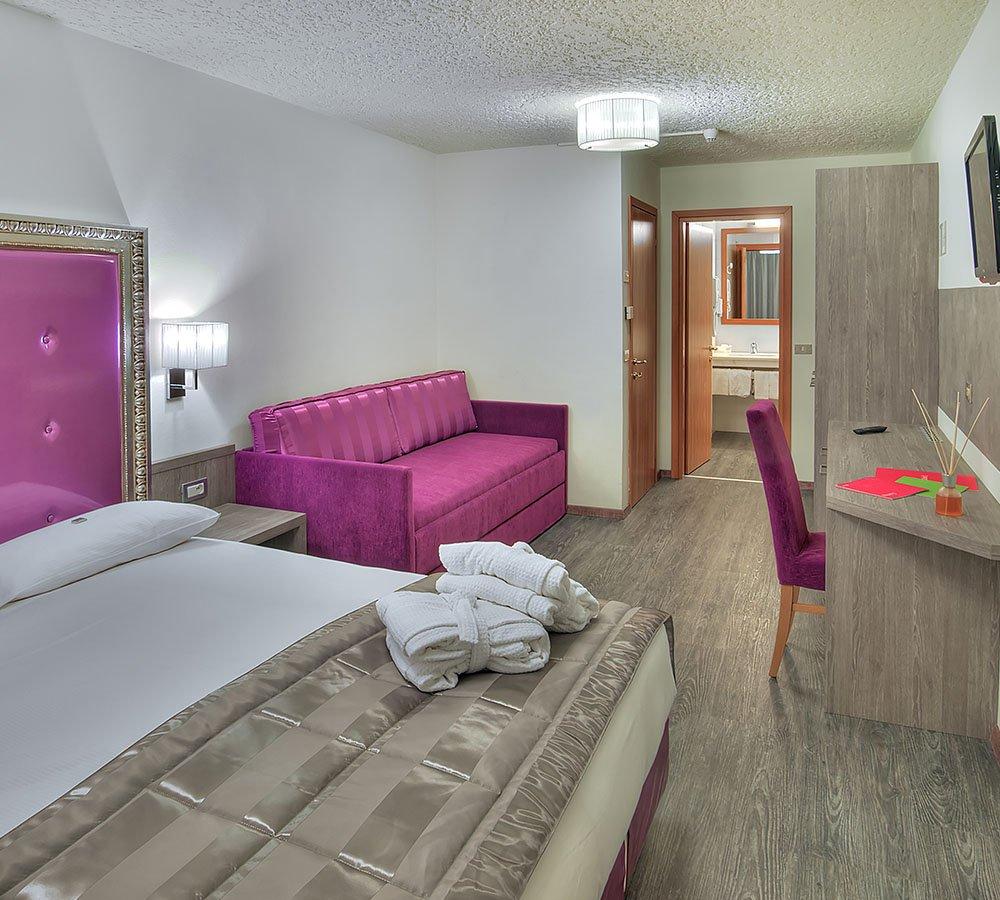 Hotel Luna Folgarida  Stelle