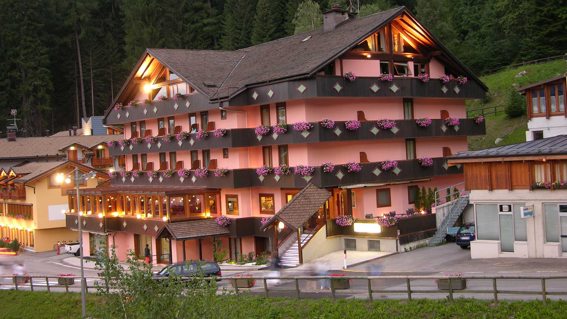 Hotel Luna Folgarida Dimaro - Trentino