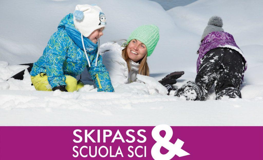 Scuola sci & Skipass - tutto in un pacchetto