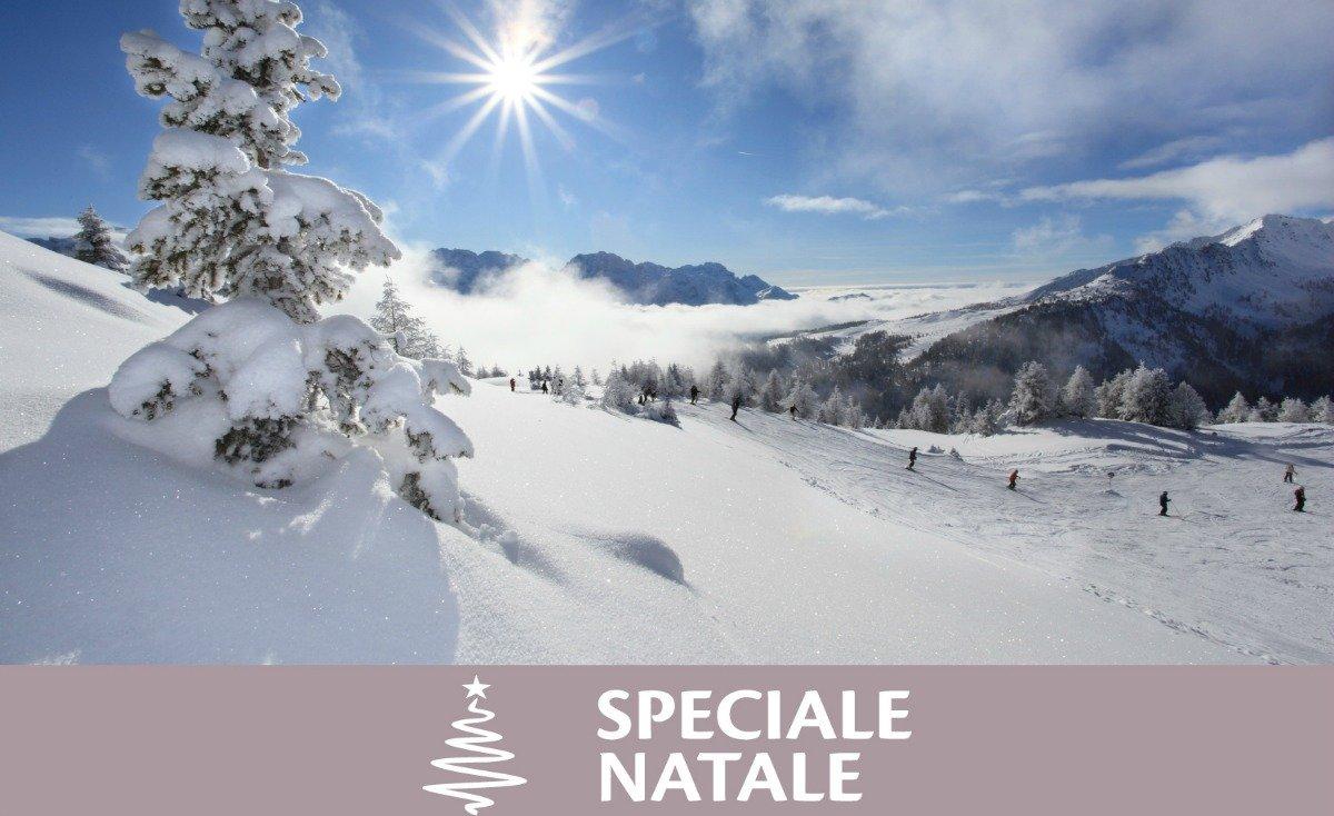 Speciale Natale - Skipass incluso e massaggio in regalo