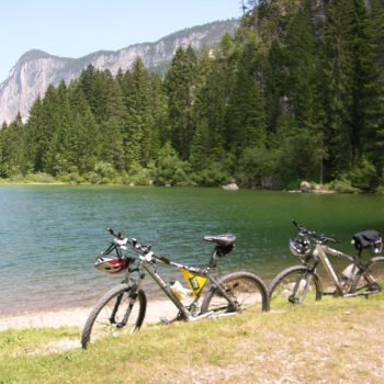 Mountain bike Luna Wellness Hotel Trentino